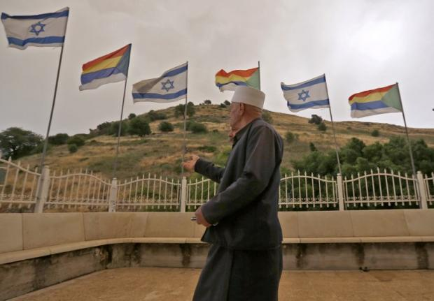 The Druze have to face that in Israel, some are far more equal than others