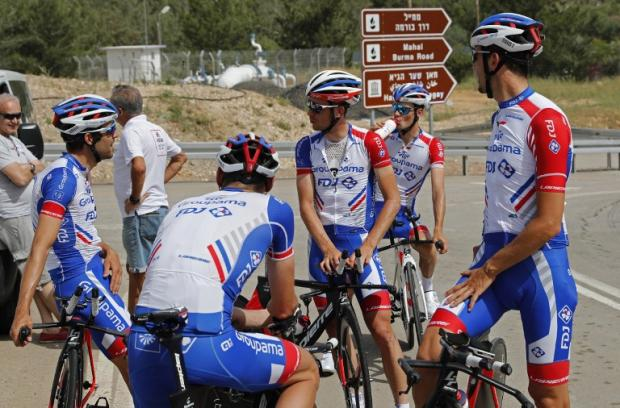 Giro d'Italia's Israeli leg will be a tour of injustice