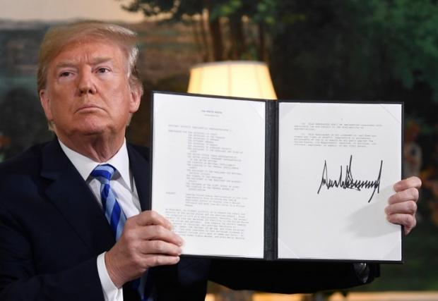 Trump dumps nuclear deal – so what could Iran do next?