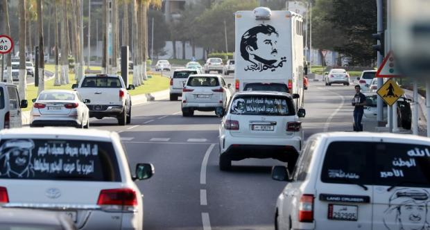 Qatar carves national identity out of Saudi-led blockade