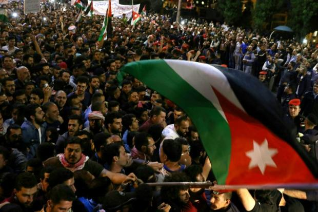 Do Jordan protests herald a new phase of the Arab Spring in 2019?