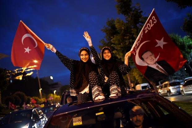 Erdogan calls for unity as he is declared victor in Turkish elections