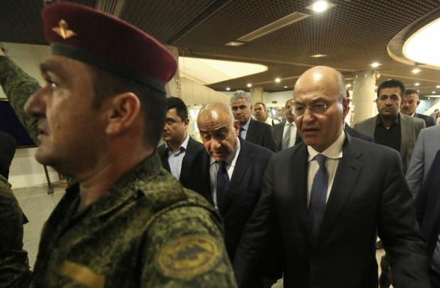 Iraq's new government between exile, power and Iran 000_19Q09H