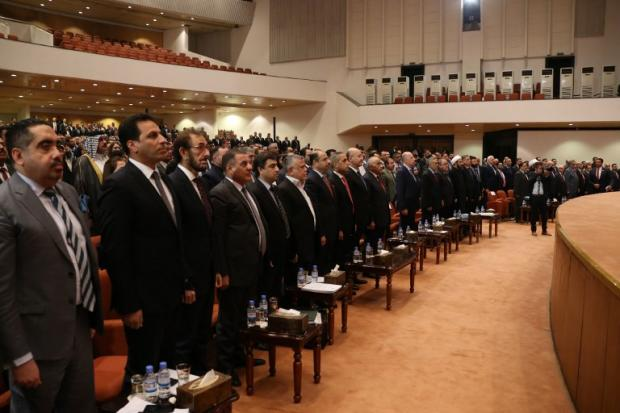 Will Iraq end up opting for another strongman?