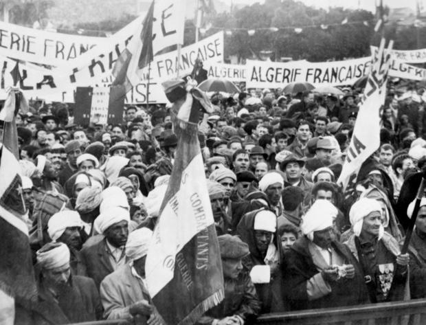 algerian conflict of health essays