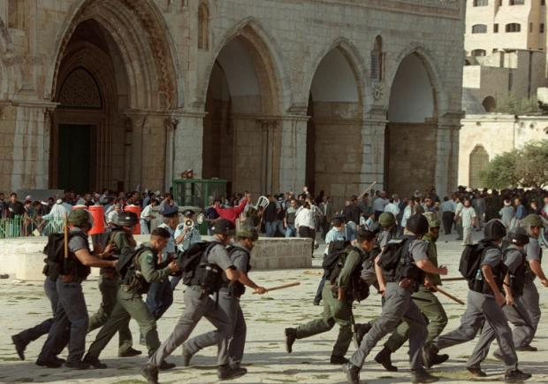 On anniversary of the Second Intifada, Palestinians are uniting for a general strike