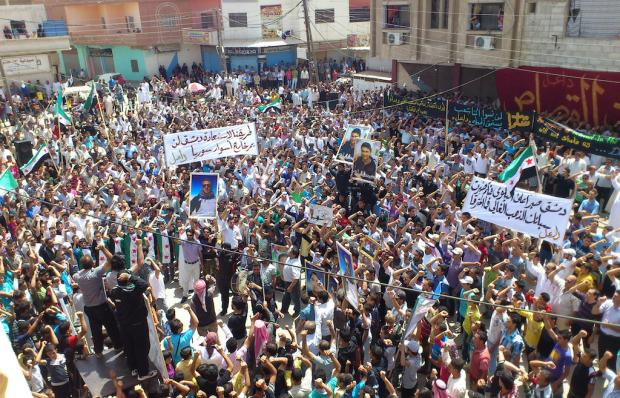 Syrian rebels and activists face arrest and disappearance despite 'reconciliation'