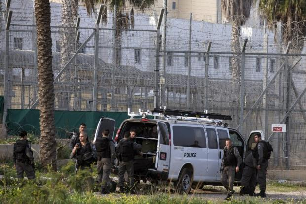 Israels prison excursion: A journey of unspeakable misery
