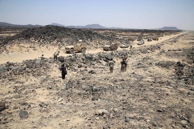 Yemeni mercenaries fight and die to protect Saudi border