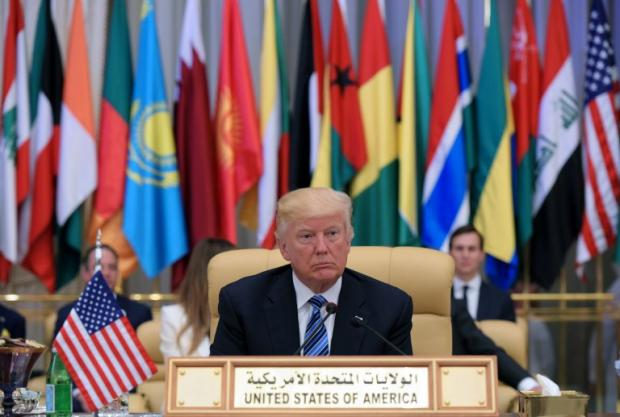 Saudi arabia and the high stakes nuclear game middle east eye us president donald trump pictured in riyadh last year may opt to toss out the 123 agreement afp platinumwayz