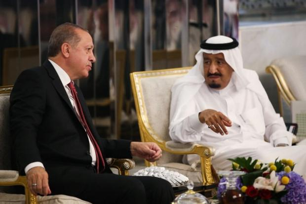 Turkish newspaper names 15 Saudis in case of missing reporter