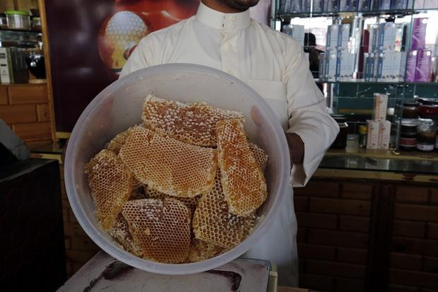 Yemen's honey vendors stung by war | Middle East Eye