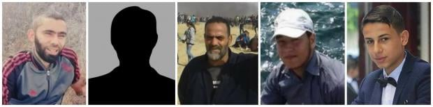 Gaza: The Palestinians who died during the Great March of Return