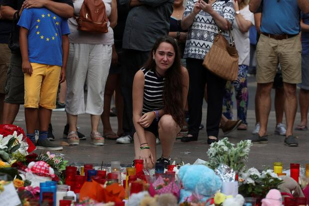 German woman dies of injuries from Barcelona terror attack