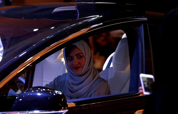 VIDEO: Saudi Arabia's band celebrates lifting of women's driving ban with this hit song