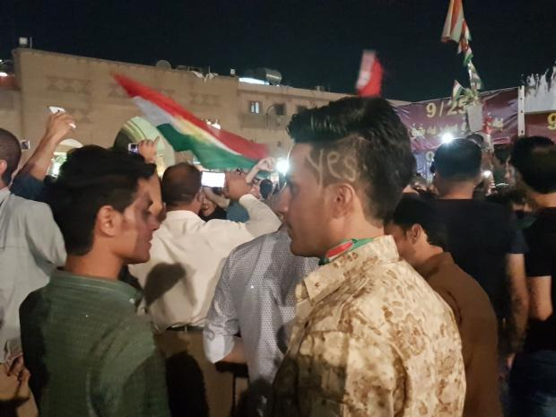 Should Kurdistan break off from Iraq? We asked young voters