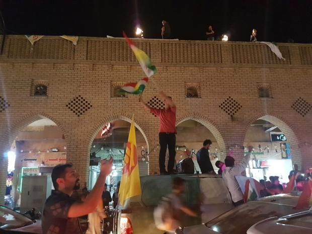 Internationals arrive in Kurdistan to observe independence voting