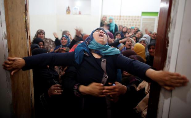 Gaza challenges its destiny