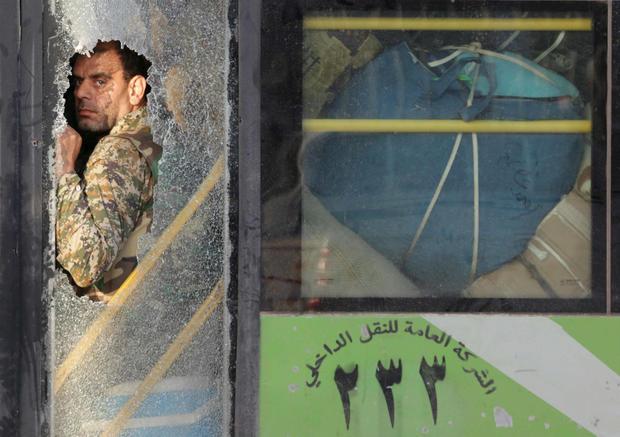 Syria rebels agree to surrender zone bordering Golan