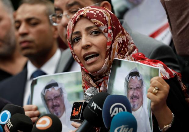 City of exiles: Khashoggi case leaves Istanbul's dissidents fearing for their safety