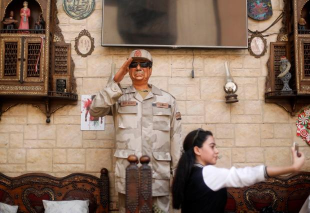 Egypt's Sisi wins second term with 96.9% of vote