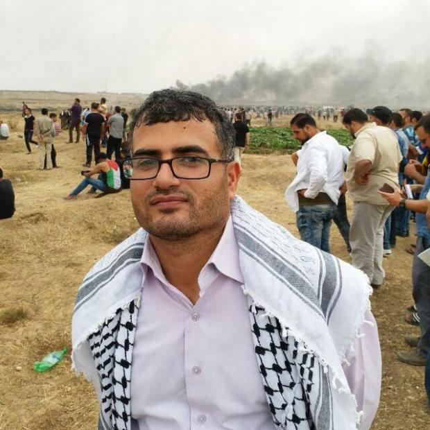 Interview: The Palestinian who sparked March of Return with a Facebook post