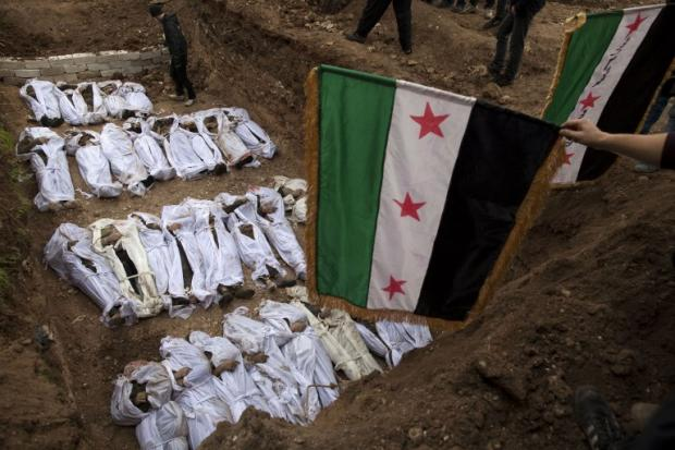 'Dignity of the dead' at stake as Syria prepares to relocate graves