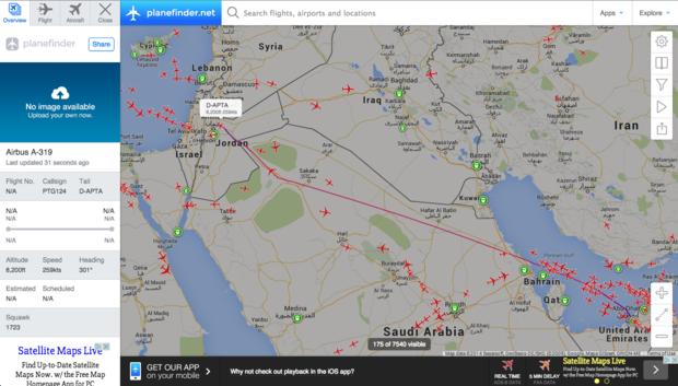 Secret flight linking Israel to the UAE reveals 'open secret' of
