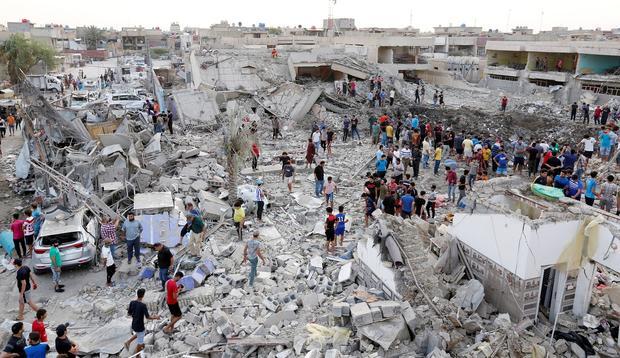 Iraqi cleric Moqtada al-Sadr announces disarmament initiative