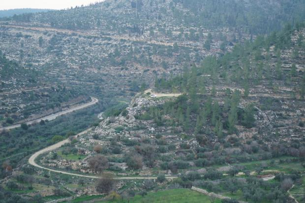 After fighting Israel's wall, Palestinian village's ancient hills now face settlers