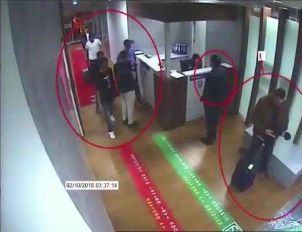 EXCLUSIVE: Seven of bin Salman's bodyguards among Khashoggi suspects