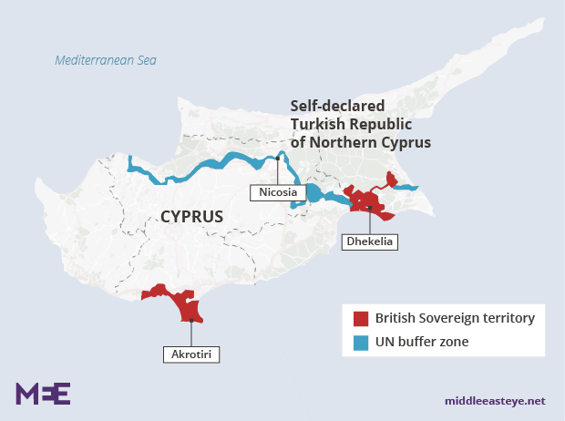 ANALYSIS How Cyprus stalemate serves British interests Middle