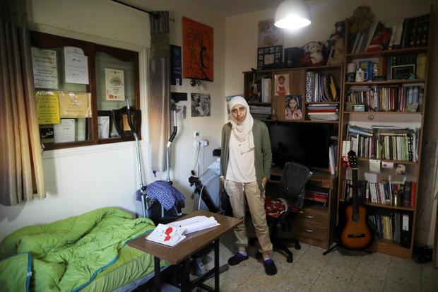 Israel sentences Palestinian writer Dareen Tatour to jail for 'inciteful' poem