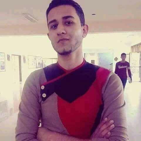 Abdullah al Qattati was shot dead while treating wounded protesters