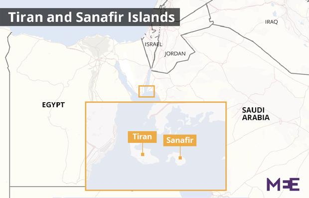 Egypt to transfer strategic Red Sea islands to Saudi