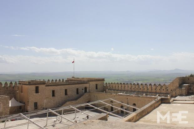 During World War II, El Kef served as the provisional capital of Tunisia (MEE/Eric Reidy)