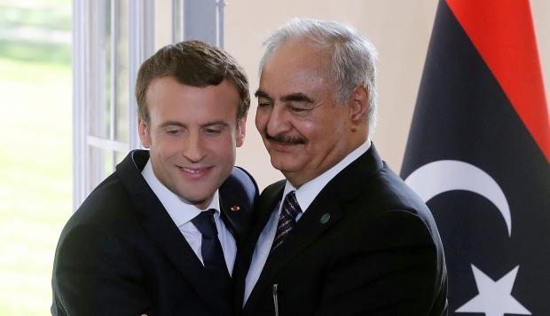 EXCLUSIVE: Haftar said to be suffering irreversible brain damage