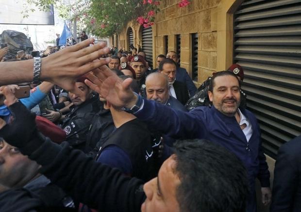 Saudi Arabia attempts a political comeback in Lebanon