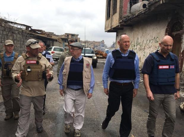 One year on: It will be a long journey for Mosul to recover