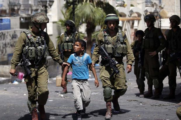 an analysis of the israeli occupation of the palestinian areas on education The june 1967 arab-israeli war resulted in a vast expansion of the zionist colonial project in palestine, a seizure of territory that much of the world recognizes as an illegal occupation.