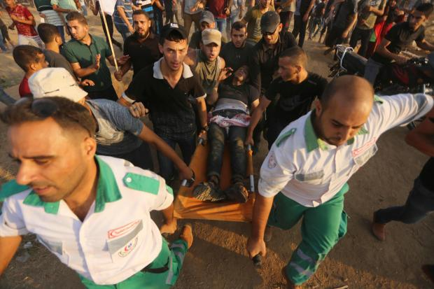 Six Palestinians killed by Israeli fire in Gaza March of Return protest