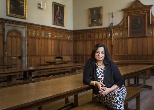 Professor Mona Siddiqui, report lead author (Courtesy Mona Siddiqui)