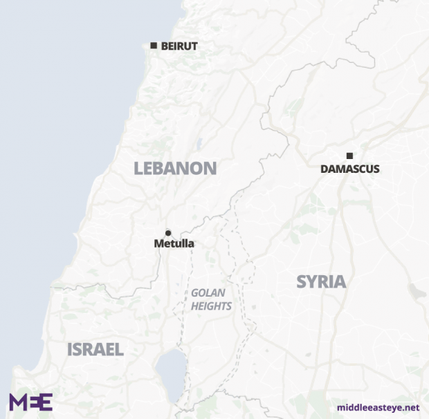 Israel tells Lebanon and UN peacekeepers to destroy 'attack' tunnel