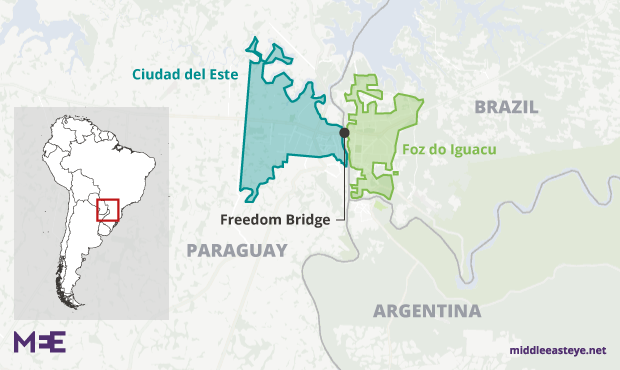 Paraguay: Is Israel's latest 'best friend' also a Hezbollah