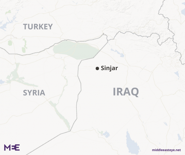 'We have received nothing': Sinjar's only school pleads for help in post-IS Iraq