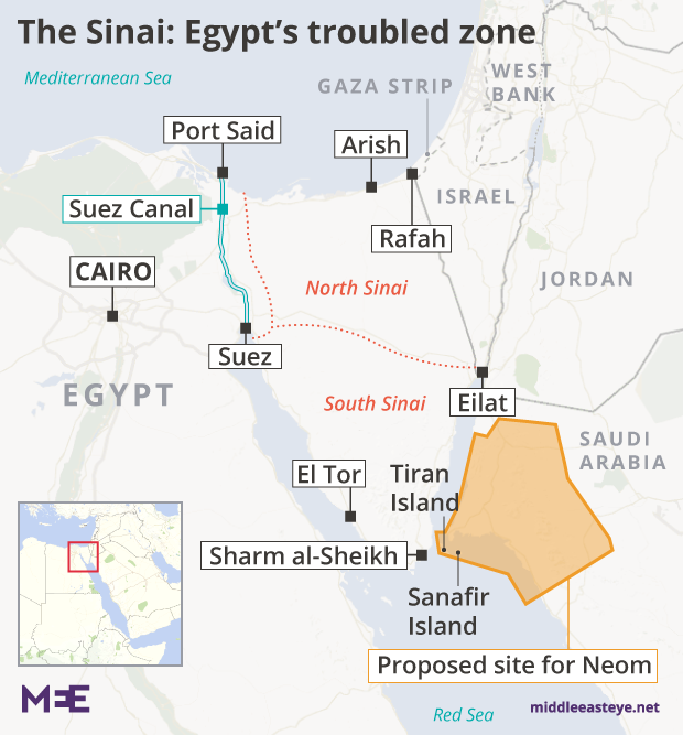 Egypt mosque attack: Everything you need to know about the Sinai
