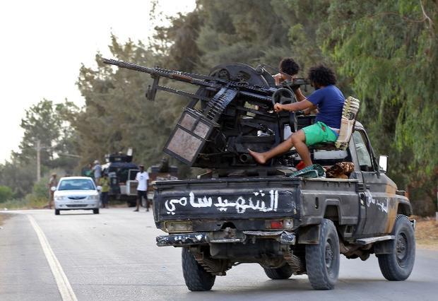 Salah Badi: Libya's self-anointed 'George Washington' on the US sanctions list