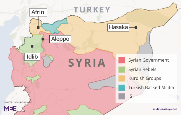 US Must Stop Using Syria as a Pawn | Common Dreams Views