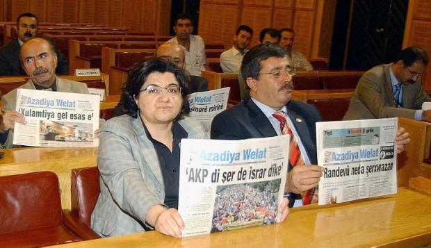 Turkey: No country for Kurdish newspapers