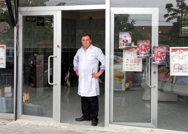 Zafer Tulus closed its butcher shop in Kirklareli in May.